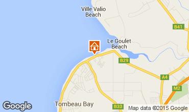 Mappa Baie du tombeau Villa  80681