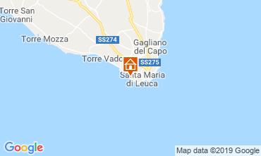 Mappa Santa Maria di Leuca Villa  64390