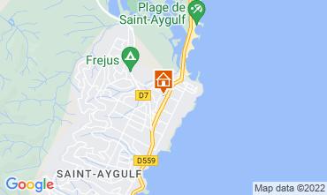 Mappa Fréjus Monolocale 35438