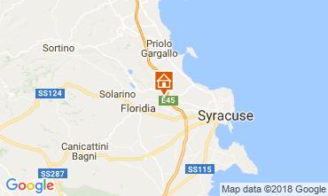 Mappa Siracusa Villa  115795