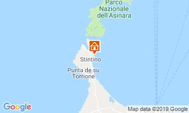 Mappa Stintino Appartamento 86187