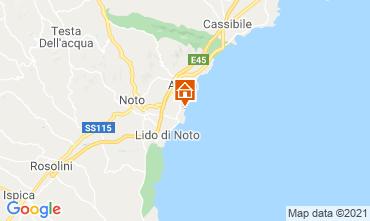 Mappa Avola Villa  114504