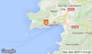 Mappa Ajaccio Monolocale 66053