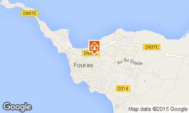 Mappa Fouras Agriturismo 49073