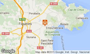 Mappa Empuriabrava Casa 96973