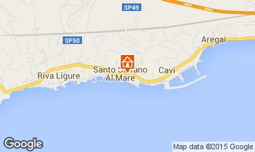 Mappa Santo Stefano al Mare Monolocale 95118