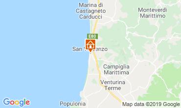 Mappa San Vincenzo Appartamento 118160