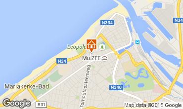 Mappa Oostenda Monolocale 77524