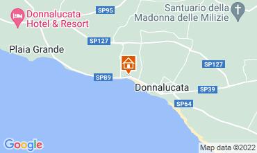 Mappa Donnalucata Appartamento 102671