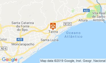 Mappa Cabanas de Tavira Appartamento 119589