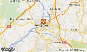 Mappa Avignone Monolocale 102312