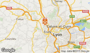 Mappa Lione Agriturismo 100775