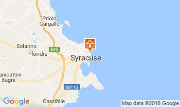 Mappa Siracusa Appartamento 115062
