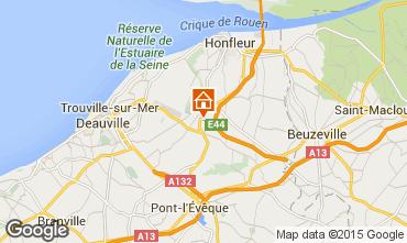 Mappa Honfleur Casa 7708