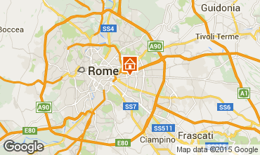 Mappa Roma Appartamento 74636