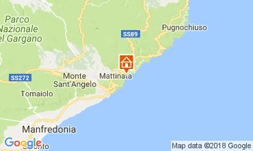 Mappa Mattinata Casa 113092