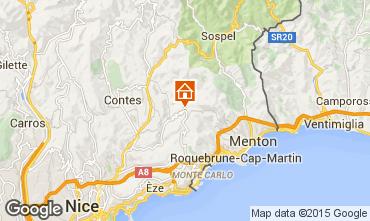 Mappa Monaco Bungalow 100205