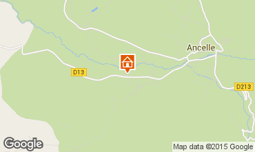 Mappa Ancelle Chalet 526