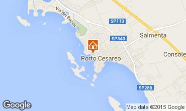 Mappa Porto Cesareo Appartamento 55081