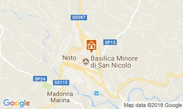 Mappa Noto Monolocale 114945
