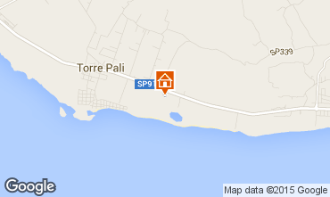Mappa Torre Pali Casa 74644