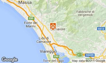 Mappa Camaiore Appartamento 50619