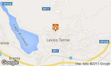 Mappa Levico Terme Appartamento 76196