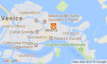 Mappa Venezia Appartamento 113527