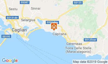 Mappa Quartu Sant'Elena Villa  118647