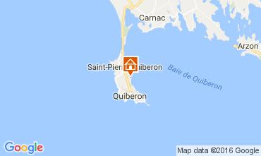Mappa Quiberon Casa 105982