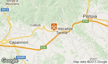 Mappa Montecatini Terme Casa 96524
