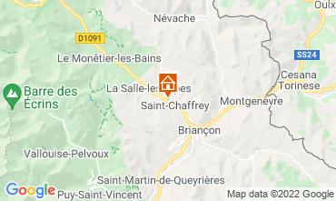 Mappa Serre Chevalier Chalet 2931