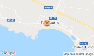 Mappa Torre Lapillo Appartamento 103735