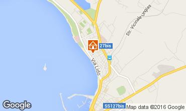 Mappa Alghero Appartamento 73461