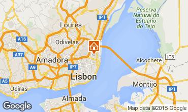 Mappa Lisbona Appartamento 80032