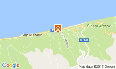 Mappa San Menaio Appartamento 108475