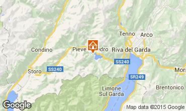 Mappa Ledro Appartamento 95164
