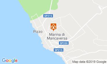 Mappa Marina di Mancaversa Appartamento 117653