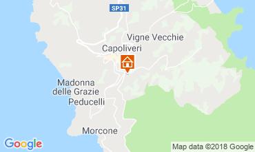 Mappa Capoliveri Appartamento 117403