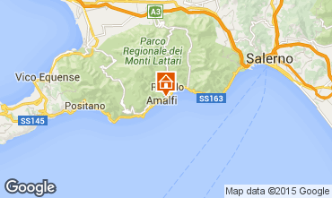 Mappa Amalfi Appartamento 52788