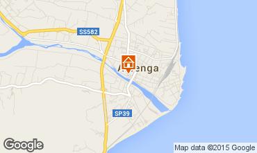 Mappa Albenga Appartamento 54751