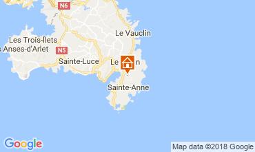 Mappa Sainte Anne (Martinique) Villa  73359
