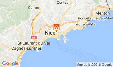 Mappa Nizza Monolocale 114615