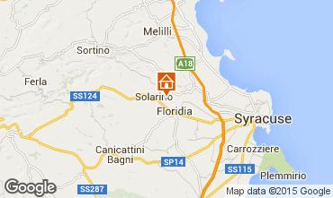 Mappa Siracusa Villa  74929