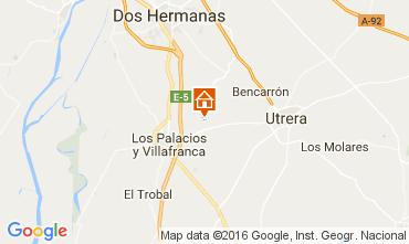 Mappa Utrera Agriturismo 106073
