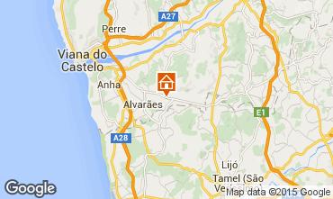 Mappa Viana Do castelo Villa  100039