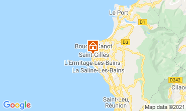 Mappa Saint-Paul Appartamento 116952