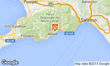 Mappa Ravello Casa 20437