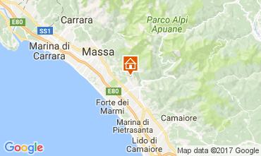 Mappa Pietrasanta Casa 109645