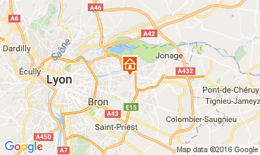 Mappa Lione Agriturismo 107380